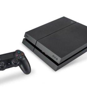 PlayStation 4 1тб + ps camera 2.0