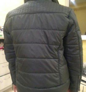 Куртка демисезонная Гулливер рост 122