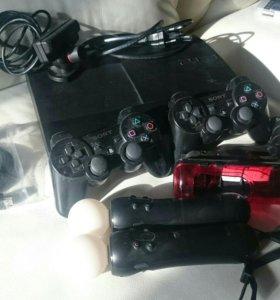 Sony Playstation 3 slim (500gb)