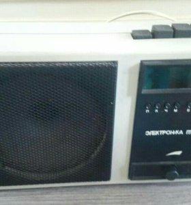 Радио электроника-пт205. В рабочем состоянии
