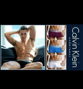 Новые мужские  трусы Calvin Klein