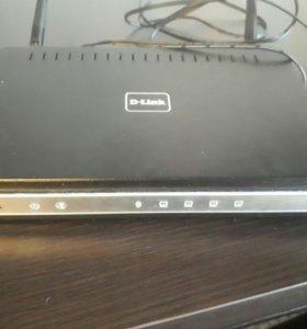 Wi-fi роутер Dlink dir 615