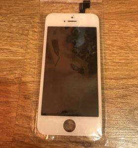 Модуль экрана айфон 5,5s