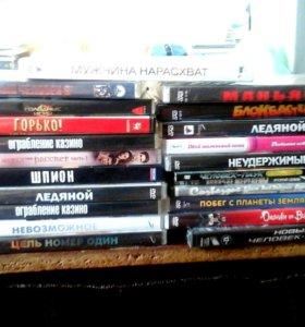 Фильмы на DVD и VHS