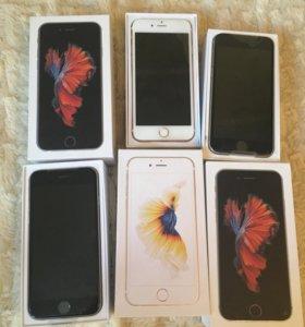 📱Новый iPhone 6s 64gb, гарантия год, все цвета
