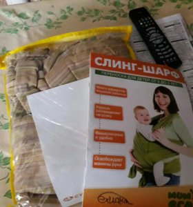 Новый слинго-шарф