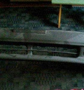 Бампер шевроле ланос