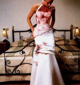 Свадебное платье итальянское Papilio