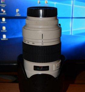 Canon 70-200mm 2:8 L