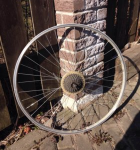 Колесо от велосипеда