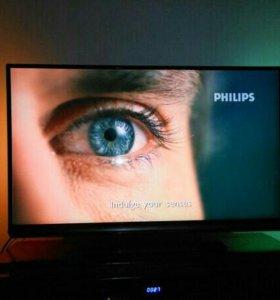 Smart LED TV Philips 42PFL6007T/60/Easy 3D, DVB-T2
