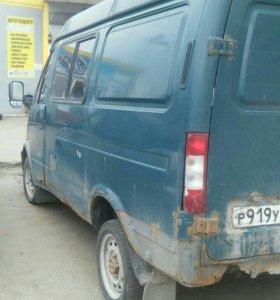 ГАЗ Соболь 2752