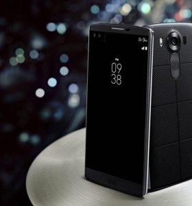 Lg v10 black новые , магазин