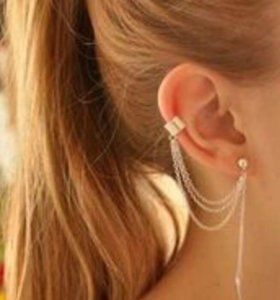 Украшение на ухо