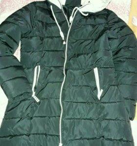 Зимняя куртка клевая