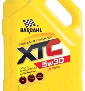 Моторное масло bardahl 36313