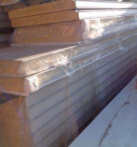 СП 100мм стеновые с ппу(ппи) 3-6м