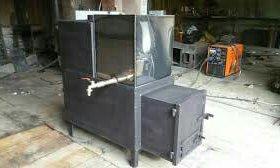 Печь в баню,мангал