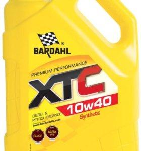Моторное масло bardahl 36243
