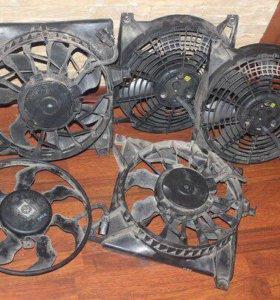 Вентилятор радиатор