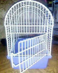 Клетка для маленьких грызунов 31*21*31