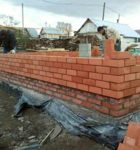 Строим дома из газобетона
