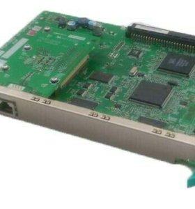 KX-TDA0484 IP-GW4E плата VoIP-шлюза 4 канала атс