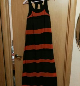 Платье в пол 44-46