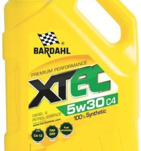 Моторное масло bardahl 36153