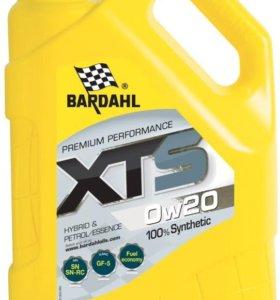 Моторное масло bardahl 36333