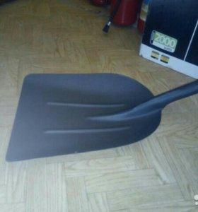 Лопата совковая большая