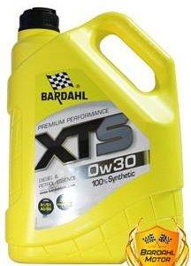 Моторное масло bardahl 36133
