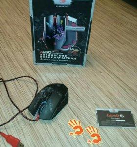 Мышь игровая BLOODY A60