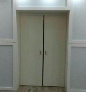 Шкаф-купе с дверьми