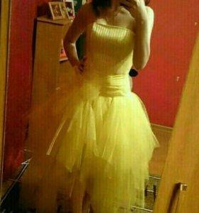 Платье праздничное, выпускное