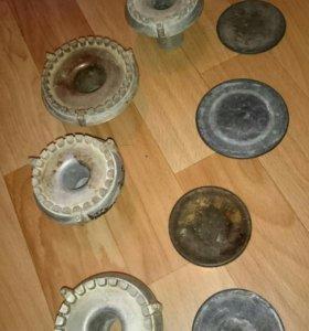 Набор горелок для газовой плиты