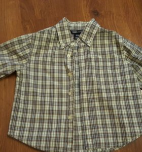 Рубашка H&M 92 см