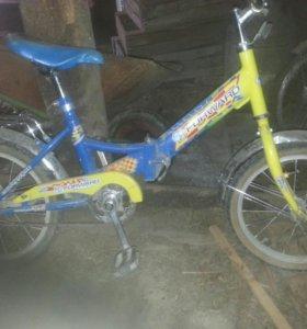 Велосипед в отличном состоянии.