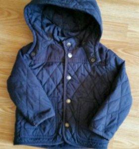Куртка для мальчика zara 24-36 (мес)94 см