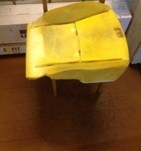 Подушка сиденья водителя Toyota Corolla E150