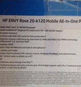 Моноблок HP Envy Rove 20