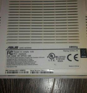Модем Asus AM640g ADSL 2/2+
