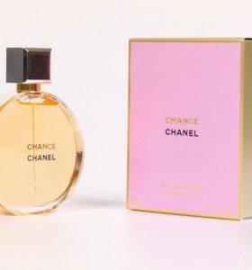 Chance Chanel EAU DE PARFUM vaporisateur spray
