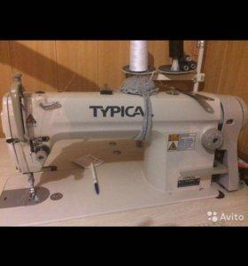Профессиональная швейная машина