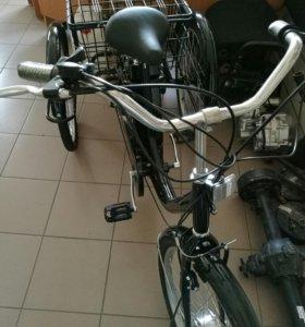 Электрический трехколестный велосипед Иж Байк Ферм