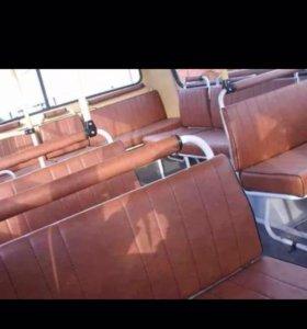 Автобусные сиденья