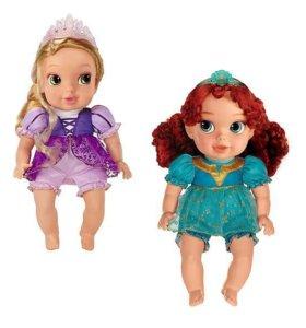 """Кукла-пупс """"Принцесса Диснея"""" 30 см"""