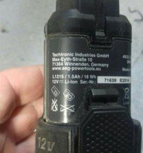 Аккумулятор для AEG