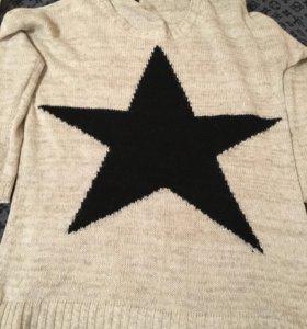 Туника - свитер