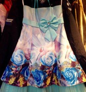 Платье нарядные новые